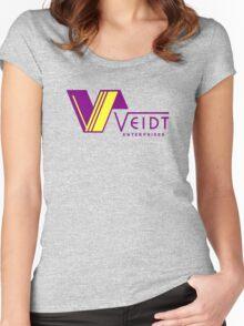 Veidt Enterprises Women's Fitted Scoop T-Shirt