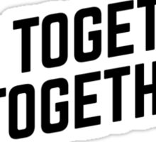 Furious 7 - Ride Together, Die Together Sticker