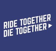 Furious 7 - Ride Together, Die Together by richeltong