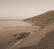 dingle road kerry ireland by James Cronin