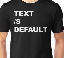 TID Unisex T-Shirt