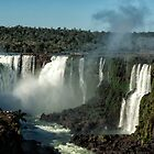 Iguazu Falls by photograham