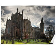 Dunfermline Abbey Church Poster