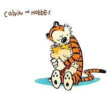 hug calvin and hobbes by lawanggatuso