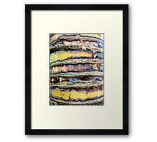 Bark 2 Framed Print