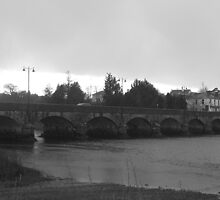 Laune Bridge Killorglin Co. Kerry Ireland by James Cronin