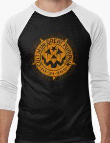 Cult of the Great Pumpkin: Alchemy Logo Men's Baseball ¾ T-Shirt