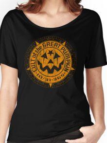 Cult of the Great Pumpkin: Alchemy Logo Women's Relaxed Fit T-Shirt