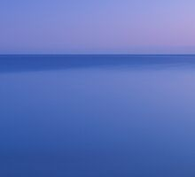 Another kind of blue by Patrick Morand