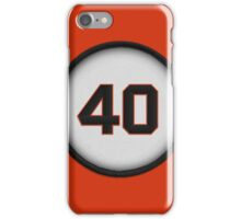40 - Mad Bum (alt version) iPhone Case/Skin