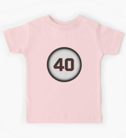 40 - Mad Bum (alt version) Kids Tee
