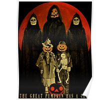 Cult of the Great Pumpkin: Trick or Treat Poster