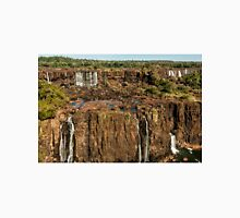Iguazu Falls - Multi Level Falls Unisex T-Shirt