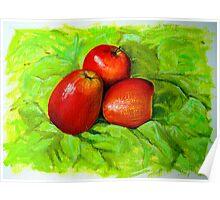 Apples II Poster