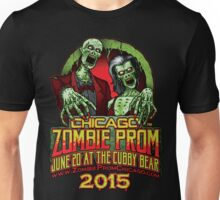 Zombie Prom Chicago 2015 Unisex T-Shirt