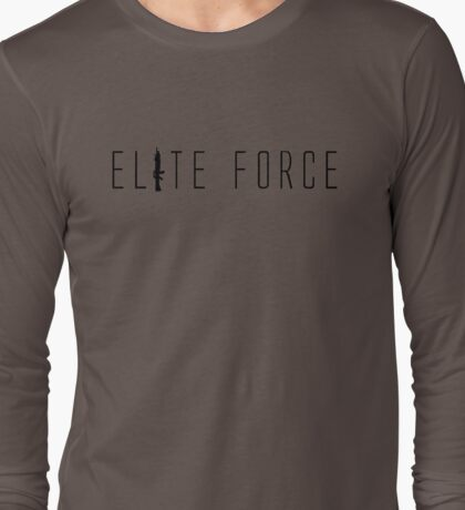 elite force Long Sleeve T-Shirt