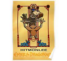 Hitmonlee - Enter the Dragonair Poster