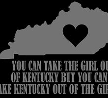 YOU CAN TAKE THE GIRL OUT OF KENTUCKY... by fancytees