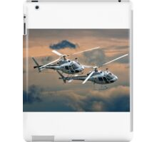 Dancing Whirly Birds iPad Case/Skin