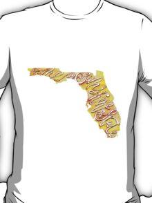 Florida – the Sunshine State T-Shirt