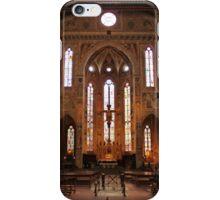 Santa Croce aisle iPhone Case/Skin