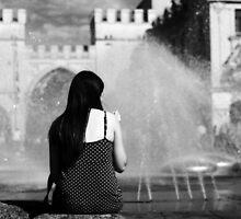 Girl from Munich by marcioSCHUSTER