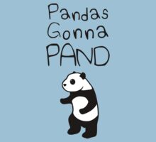 Pandas Gonna Pand by jezkemp