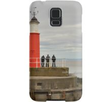 Watching The Tide Go Out Samsung Galaxy Case/Skin