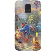 Beauty and the Beast - All Characters Cool Samsung Galaxy Case/Skin