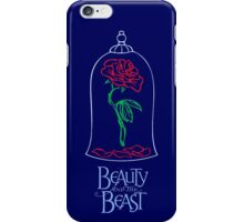 Beauty and the Beast - The Rose iPhone Case/Skin