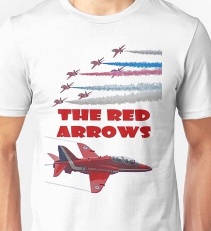 The Red Arrows T Shirt Unisex T-Shirt
