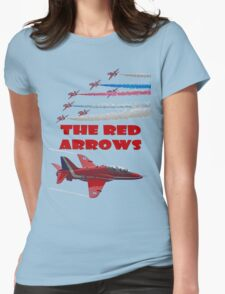 The Red Arrows T Shirt Womens Fitted T-Shirt
