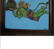 Tanjore Painting by tanjore