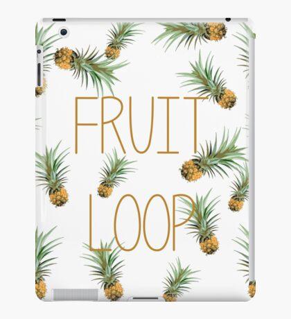 Fruit loop iPad Case/Skin