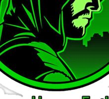 Arrow - Oliver Queen You Have Failed This City Sticker