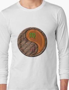 Virgo & Tiger Yang Wood Long Sleeve T-Shirt