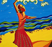 Dance of tradition by Samina Jose Islam
