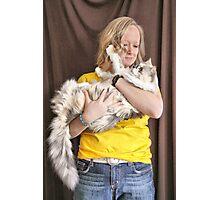 Me and my Girl (Kimberly & Mia) Photographic Print