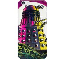 Doctor Who - Daleks in the Time War iPhone Case/Skin