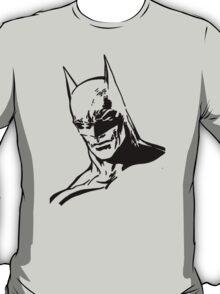 Batman - Minimal Figure the Dark Knight T-Shirt