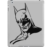 Batman - Minimal Figure the Dark Knight iPad Case/Skin
