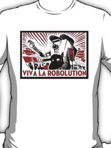 Borderland - Clap Trap Viva la Robolution T-Shirt