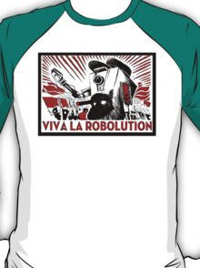 Borderland - Clap Trap Viva la Robolution T-Shirt