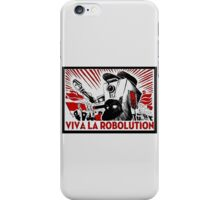 Borderland - Clap Trap Viva la Robolution iPhone Case/Skin