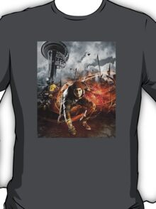 Infamous Second Son - Delsin in the Street T-Shirt