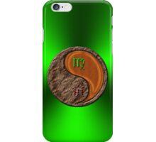 Virgo & Tiger Yang Wood iPhone Case/Skin