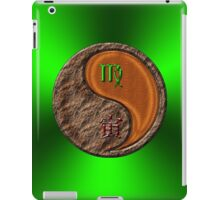 Virgo & Tiger Yang Wood iPad Case/Skin