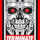 Terminator, Terminate by monsterplanet