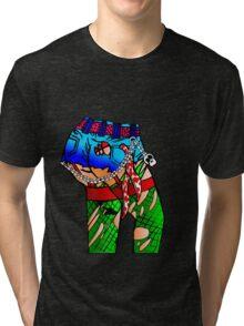 Body Language Tri-blend T-Shirt