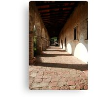 Old Mission San Juan Capistrano Canvas Print